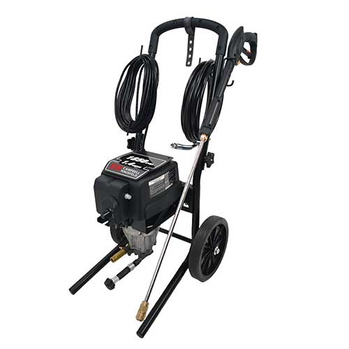 Campbell Hausfeld Pressure Washer, 1850 PSI 1.35 GPM Electric Axial Pump 120V 15A (CP5101) product image right angle