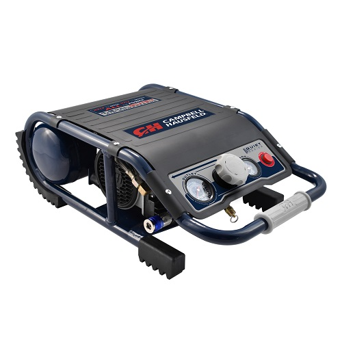Air Compressor, Lightweight 1.3 Gallon Suitcase, Quiet (DC010500), product image
