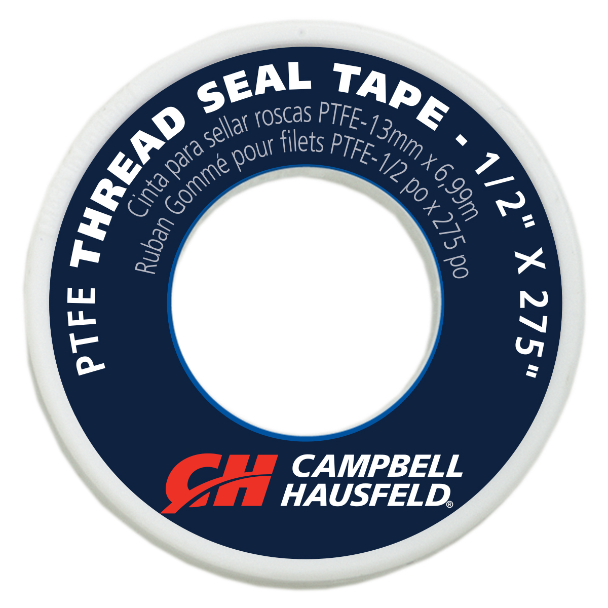 Campbell Hausfeld PTFE Tape Thread Sealant (MP513600AV) product image center