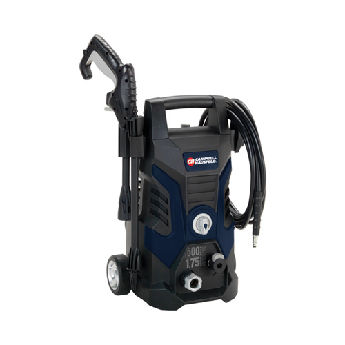Campbell Hausfeld Electric Pressure Washer, 1500 Max PSI, 1.75 Max GPM (PW150100) product image left angle