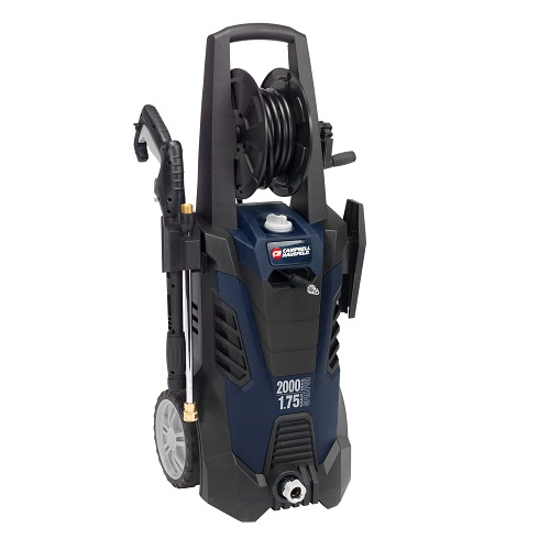 Electric Pressure Washer, 2000 Max PSI, 1.75 GPM (PW190200) product image left