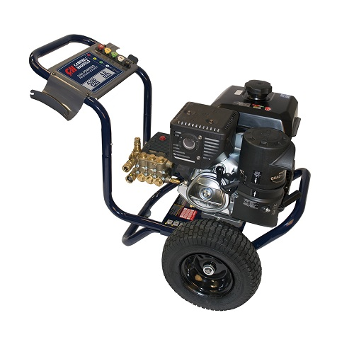 Gas Powered Pressure Washer, 4200 PSI, 4.0 GPM, Tri-plex Pump, Kohler CH440 (PW420400) product image side