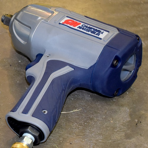 "Get Stuff Done 1/2"" Impact Wrench, Twin Hammer, Campbell Hausfeld, XT002000, environment 2"