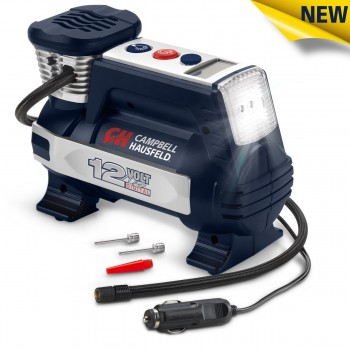 Powerhouse Digital 12-Volt Inflator 100 PSI (AF011400)