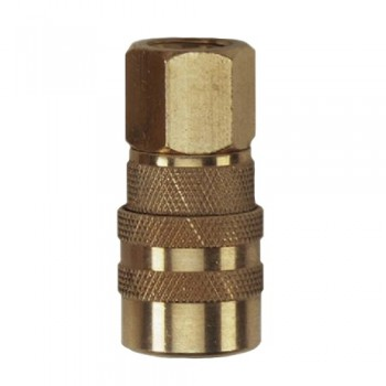 "Campbell Hausfeld 1/4"" I/M Coupler 1/4"" Female (BC288301AV) product image center"