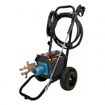 Campbell Hausfeld Pressure Washer, 2000 PSI 1.5 GPM Electric Triplex Pump 120V 20A (CP5211) product image right angle