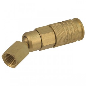 "1/4"" Universal Swivel Coupler - 1/4"" NPT F (DA404100)"