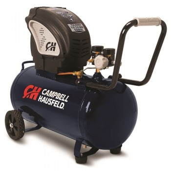 Air Compressor, 13-Gallon Horizontal Oilless 4.0 CFM 1.3 HP 14A (DC130010)