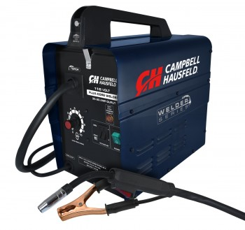 Campbell Hausfeld Flux Core Wire Welder 115 Volts 90 Amps with Welder Accessories