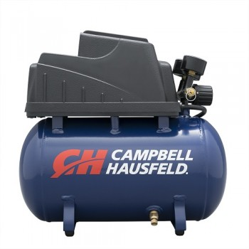Campbell Hausfeld Air Compressor, 2-Gallon Hot Dog Oilless .36 CFM .33HP 120V 3A (FP209000AV) product image center