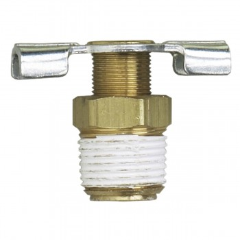 Campbell Hausfeld 3/8-Inch Drain Cock Valve (GR001500AJ) product image center
