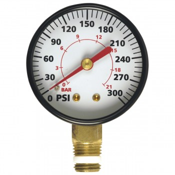 Campbell Hausfeld Gauge 300 PSI 1 (GR002000AJ) product image center