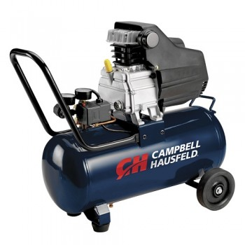Campbell Hausfeld Air Compressor, 8-Gallon Horizontal Oil-Lubricated 3.7CFM 1.3HP 120V 10A 1PH (HX510000AV) product image right angle