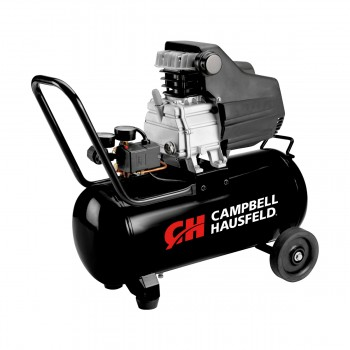 Campbell Hausfeld Oil-Lubricated 8 Gallon 120v60hz Black (HX510500AV) product image right angle