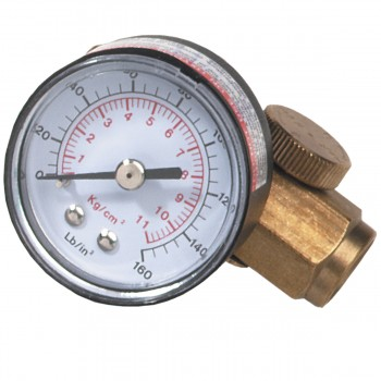 Campbell Hausfeld Regulator with Gauge (MP104200AV) product image center