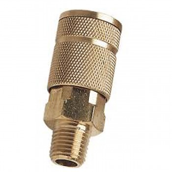 "Campbell Hausfeld 1/4"" Auto Coupler 1/4"" Male (MP323900AV) product image center"