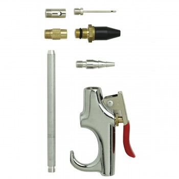 Campbell Hausfeld Kit Blow Gun 7 Piece (MP514100AV) product image center