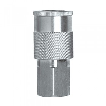 "Campbell Hausfeld 1/4"" Automotive Steel Coupler (MP602300AV) product image center"