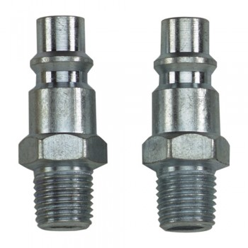 "Campbell Hausfeld 3/8"" I/M Plug 1/4"" Male NPT (PA115300AV) product image center"
