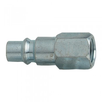 "Campbell Hausfeld 3/8"" I/M Plug 1/4-Inch Female NPT (PA115700AV) product image center"