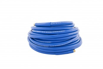 "Campbell Hausfeld 3/8"" x 50 Feet PVC Air Hose (PA118001AV) product image center"