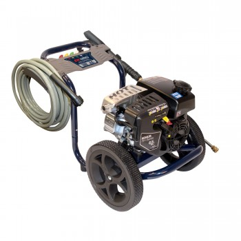 Campbell Hausfeld Gas Powered Pressure Washer, 3200 PSI, 2.4 GPM, Axial Pump, Kohler RH265 (PW320200) product image right angle