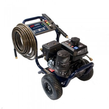 Gas Powered Pressure Washer, 3400 PSI, 2.5 GPM, Tri-Plex Pump, Kohler CH270 (PW340200)