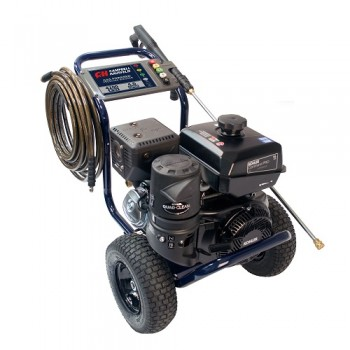 Gas Powered Pressure Washer, 4200 PSI, 4.0 GPM, Tri-plex Pump, Kohler CH440 (PW420400)