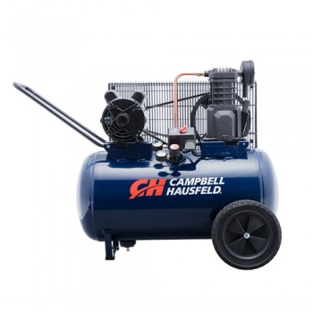 Campbell Hausfeld Air Compressor, 20-Gallon Horizontal Portable Single-Stage 5.5CFM 2HP 120/240V 1PH (VT6290) product image center