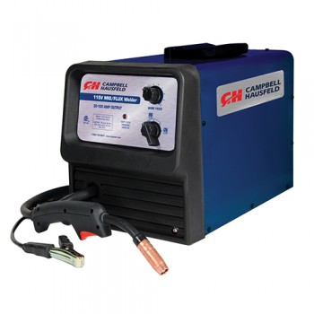 Campbell Hausfeld Welder - MIG/FLX100,115V,70A,DC,CH (WG216001AV) product image right angle
