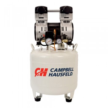 Campbell Hausfeld 1.5 HP 10 Gallon NC Dental 60 HZ (WTS115802) product image center