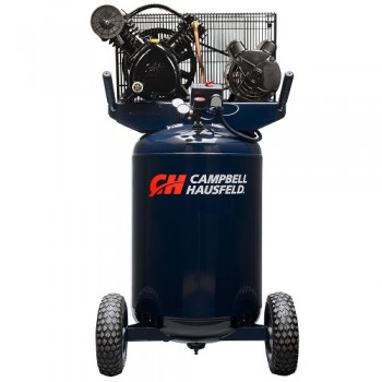 Air Compressor, 2 Stage, 30-Gallon, Vertical Oil-Lubricated 5.3 CFM, 2HP (XC302100)
