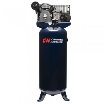 Air Compressor, 2 Stage, 60-Gallon, Vertical Oil-Lubricated 11 CFM, 3.7HP (XC602100)