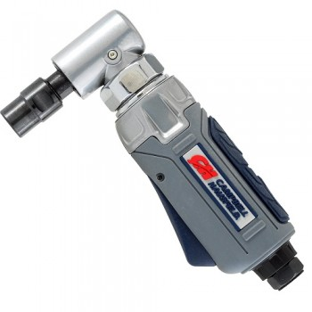 "Get Stuff Done 3/8"" Impact Wrench, Twin Hammer, Campbell Hausfeld, XT251000, profile view"