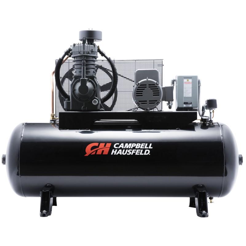 Air Compressor 80 Gallon 2 Stage Campbell Hausfeld Ce7005