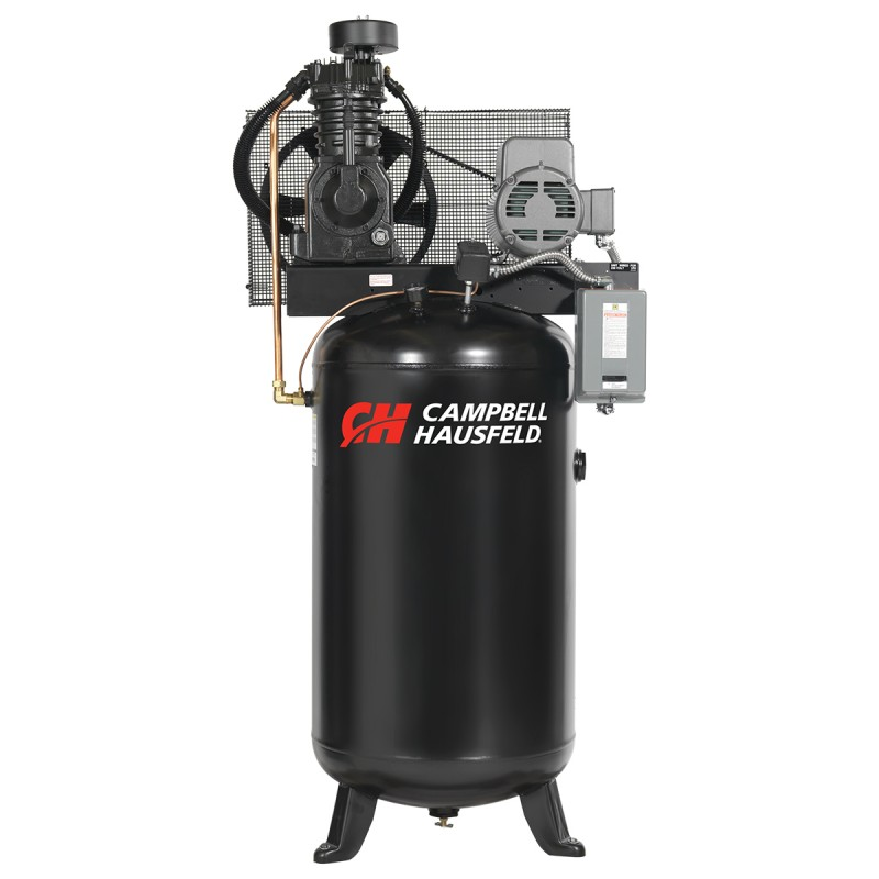 Air Compressor 80 Gallon 2 Stage Campbell Hausfeld Ce7050
