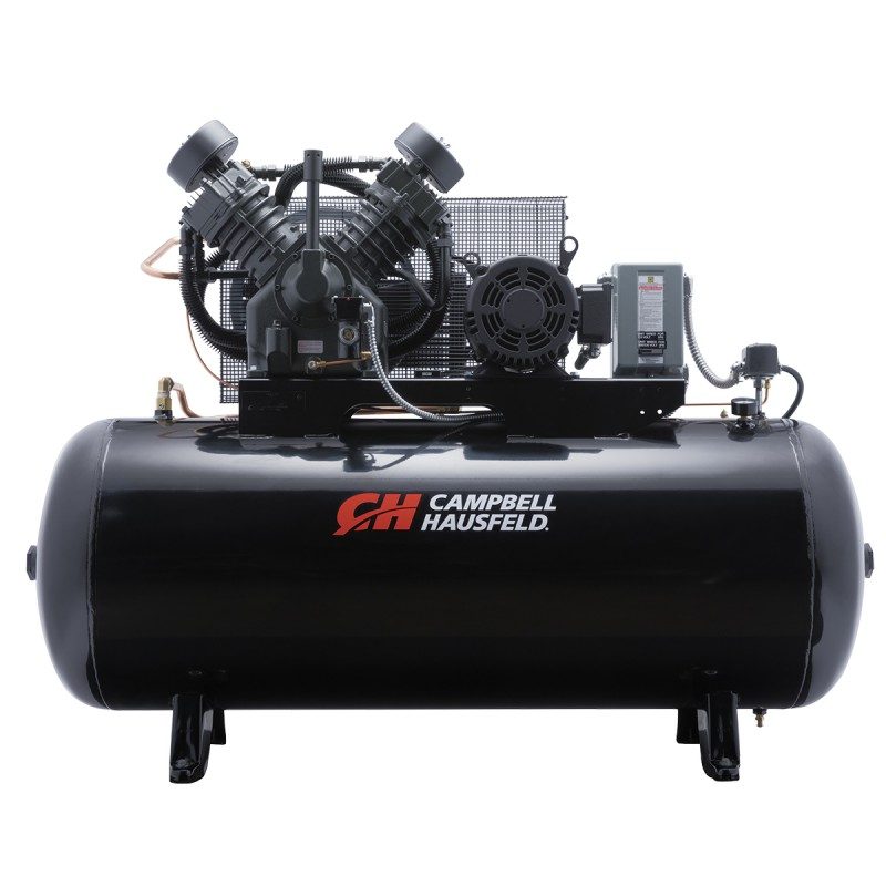 Air Compressor 120 Gallon 2 Stage Campbell Hausfeld