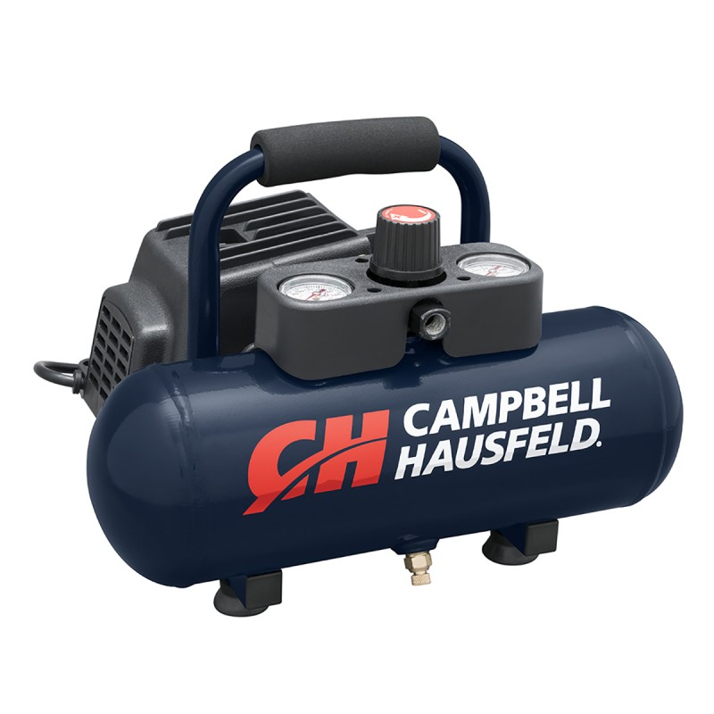 Campbell Hausfeld Air Compressor, 1-Gallon, Horizontal (DC010000) product image right
