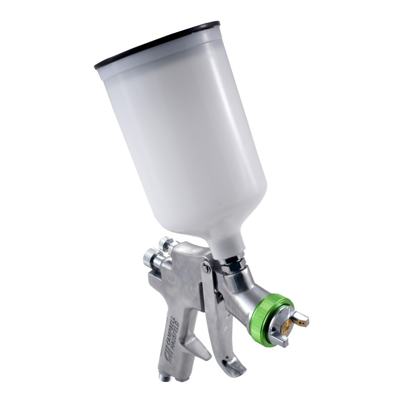 Campbell Hausfeld Spray Gun, HVLP Gravity Feed (DH790000AV) product image front