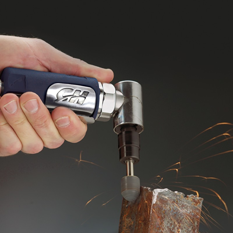 Campbell Hausfeld Angle Die Grinder (TL054100AV) grinding application
